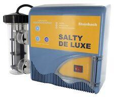 Profi Salzwassersystem Chlorgenerator bis 80.000l Wasserinhalt Salty de Luxe P6
