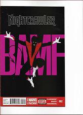 NIGHTCRAWLER (2014) #2 - Marvel Now! - Back Issue (S)