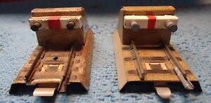 Marklin Ho Pair Of End Of The Line Bumpers
