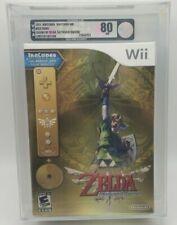 The Legend of Zelda Skyward Sword Limited Edition Remote Nintendo Wii NEW VGA 80