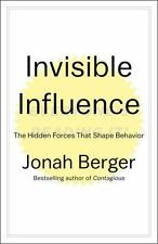 Invisible Influence: The Hidden Forces that Shape Behavior-ExLibrary
