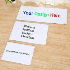 Customized Flannel Anti-Slip Rug Kitchen Bath Bathroom Shower Floor Door Mat