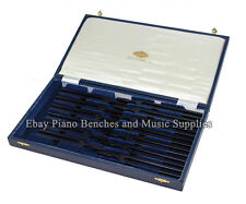 John Walker Professional Grade Piano Tuning Fork - Complete Set of 13