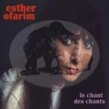 Esther Ofarim - Le Chant Des Chants [New CD]