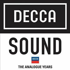 Decca Sound: The Analogue Years (CD, Oct-2013, 54 Discs, Decca)