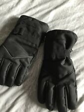 Men's Adjustable Padded Black Thinsulate View From Gloves L