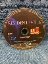 Resident Evil 6 (PlayStation 3 PS3) - DISC ONLY (M)