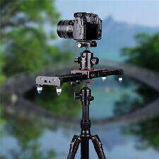 Portable Ulanzi SL-40 Mini Video Slider  DSLR BMCC Camera Stabilizer Track