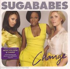 SUGABABES - Change (UK 12 Track CD Album)