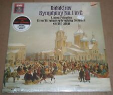 Jarvi BALAKIREV Symphony No.1 LIADOV Polonaise - Angel/EMI DS-38090 SEALED
