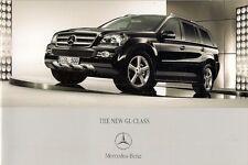 MERCEDES-BENZ internazionale 2006-07 UK lancio sul mercato delle vendite opuscolo 320 420 CDI 500