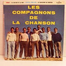 COMPAGNONS DE LA CHANSON Vénus ESRF 1221 M