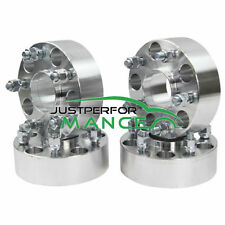 "4PCS 2"" 5 Lugs Wheel Spacers FOR Jeep WK WJ XK/JK Grand/Cherokee Wrangler 5X127"