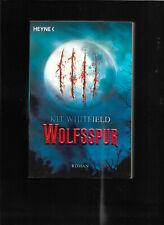 Wolfsspur von Kit Whitfield Fantasy / Horror Roman