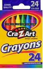 Cra-Z-Art Crayons, 24ct $4.99 Free Shipping