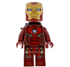 Lego Iron Man Mark 50 Armor 76107 Neck Bracket Avengers Super Heroes Minifigure