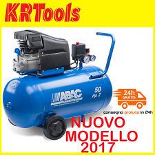 Compressore aria 50 lt olio ABAC Montecarlo L20 10bar