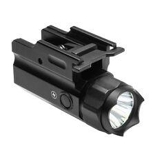 NcStar 3W 150 Lumen CREE LED Flashlight w/Quick Release & Strobe AQPTF/3