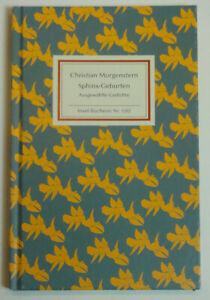 Insel- Bücherei Nr. 1202 Sphinx- Geburten (W.)