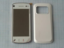 Touch screen touchscreen per Nokia N97 bianco cover anteriore + cover posteriore