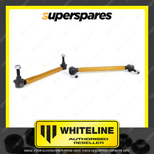 Whiteline Front Sway bar link for FORD FOCUS LW LZ ST LASER KN KQ