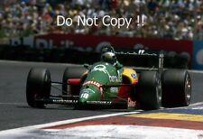 Alessandro Nannini Benetton B188 French Grand Prix 1988 Photograph