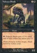 4x MTG: Nakaya Shade - Black Uncommon - Prophecy - PCY - Magic Card