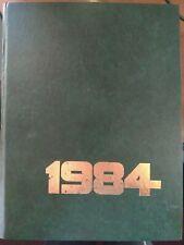 1984 Nºs 25,26,27,28,29 y 30 Encuadernados con tapa original extraible