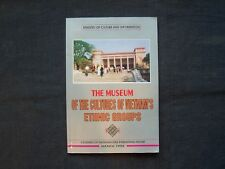 The Museum of the Cultures of Vietnam's Ethnic Groups, Hanoi 1998, To Van Deng