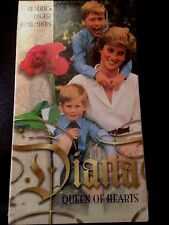 Lady Diana VHS Diana Queen of Hearts Reader's Digest New Sealed 1997