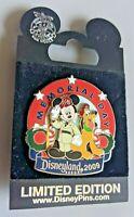 Disneyland DLR - Memorial Day Mickey and Pluto 2009 - Pin 69498