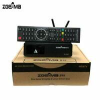 New Zgemma Star H9S Wifi 4K IPTV UHD Single Sat Receiver - DVB-S2X Stalker