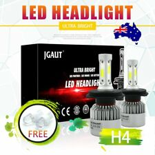 NISSAN PATROL GU GQ LED HEADLIGHT UPGRADE CONVERSION KIT HIGH LOW BEAM GLOBES
