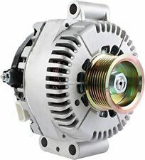 Heavy Duty High Output 200 Amp NEW Alternator To Replace Ford 7C3Z-10346-CARM1