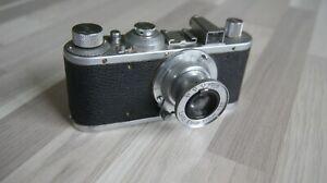 RARE LEICA I TYPE D DE 1940 VERY NICE LEITZ ELMAR  5 cm 1 :3.5