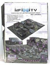 Infinity 285060 Dawn-02 Aplekton Scenery Pack (Accessories) Cardstock Terrain