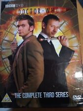 Doctor Who The Complete Third Series DVD (2007) David Tennant