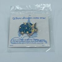 Walt Disney Trading Pin Tinkerbell Exclusive Pixie Dust Where Dreams Come True