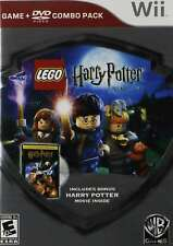 Lego Harry Potter Years 1-4 Movie Pack WII New Nintendo Wii, Nintendo Wii