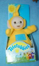 "Vintage Teletubbie Plush 13"" Doll New in Package~Laa-Laa"