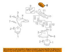 FORD OEM 11-15 Mustang-Transmission Trans Mount BR3Z7E373A