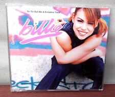 ♫♫ BILLIE ~ GIRLFRIEND CD 1 ♫♫ INCLUDES TIN TIN OUT MIX & EXCLUSIVE TRACK