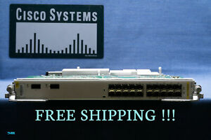 Cisco A9K-2T20GE-B 2-Port 10GE, 20-Port GE Medium Queue Combo Line Card ASR9000