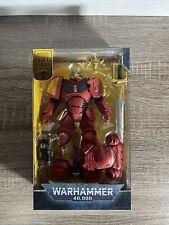 Mcfarlane DC Multiverse Gold Label - WARHAMMER  - HTF Action Figure - NEW