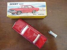 Dinky toys atlas OPEL ADMIRAL 513