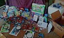 SKYLANDERS-  lot, for X-BOX 360,with figures, portals,controller,game dvds, +