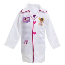 Disney Junior Doc McStuffins Doctors Coat Toy Play Pretend Set NEW