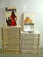 44 x  Phoenix Shocker Krimi´s Abenteuerromane Thriller  TB Bücher  ( W11)