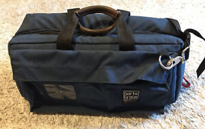 Blue Portabrace Camera Camcorder Bag Case C5-DV3