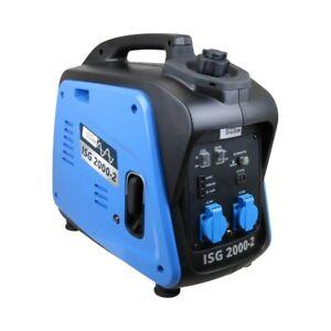 Güde Inverter Stromerzeuger Notstromaggregat Stromaggregat Generator ISG 2000-2